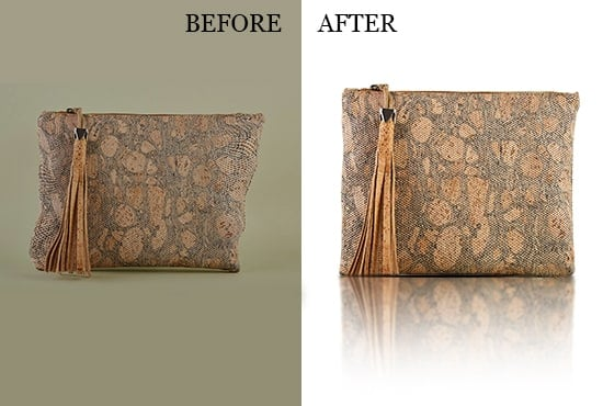 You will get 3 Product Image Retouching